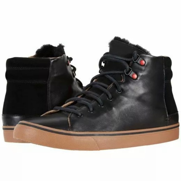Ugg High Top Sneakers Shoes Hoyt Luxe